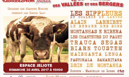 Festival des vallées et des bergers 2017
