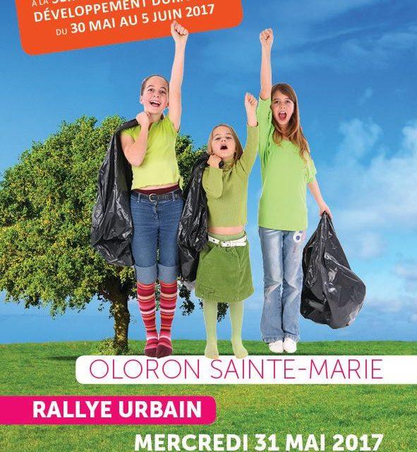 Rallye urbain sur le développement durable
