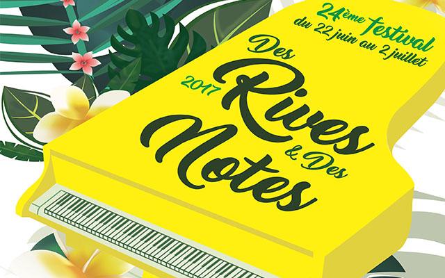 """Festival """"Des rives et des notes"""" 2017"""