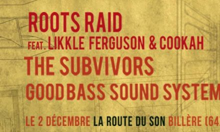 DUB & ROOTS EXPERIENCE #3