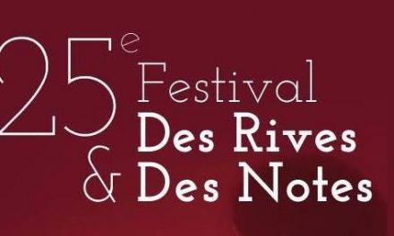 Festival Des rives et des notes 2018